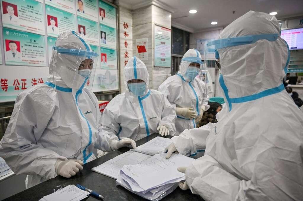 coronavirus, wuhan virus, china virus, uae screening passengers, WHO, snake
