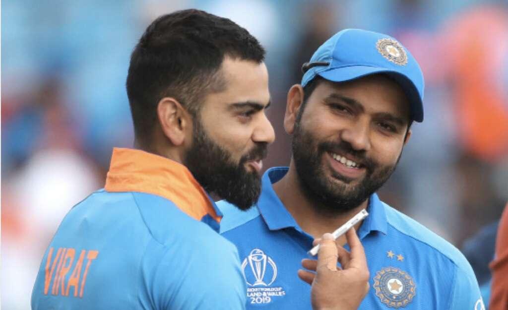 Bcci To Check On Kohli Rohit Rift Split Captaincy An Option