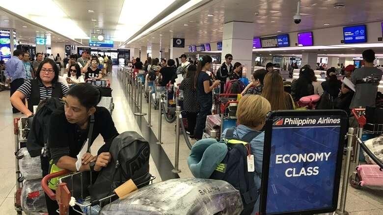 philippines, travel warning, iraq, libya, iran, soleimani, filipinos