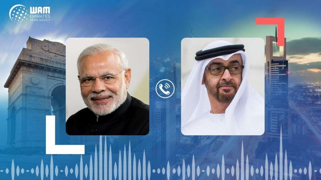 sheikh mohamed bin zayed, uae coronavirus, covid19 in india, modi