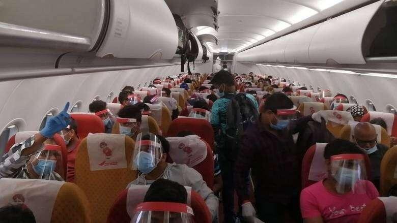 uae flights, india, coronavirus, covid-19