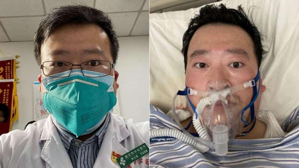 li wenliang, whistleblower doctor, coronavirus kills, china, wuhan