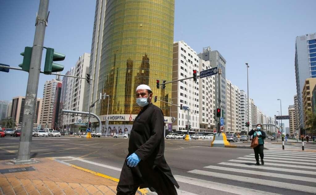 coronavirus cases in uae, Covid19 fight in uae, dubai disinfection