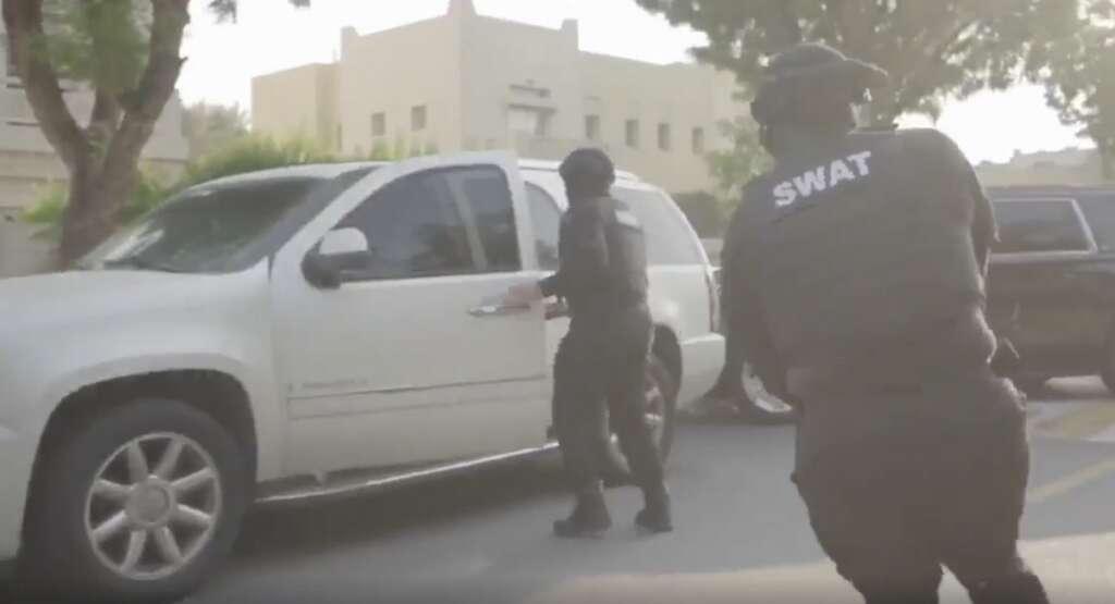 dubai, criminal gang arrest, millstream