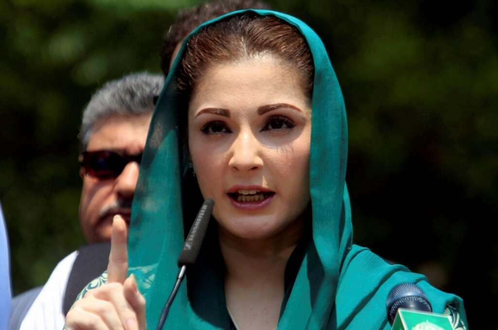 pakistan, maryam nawaz sharif, nab, imran khan, corruption