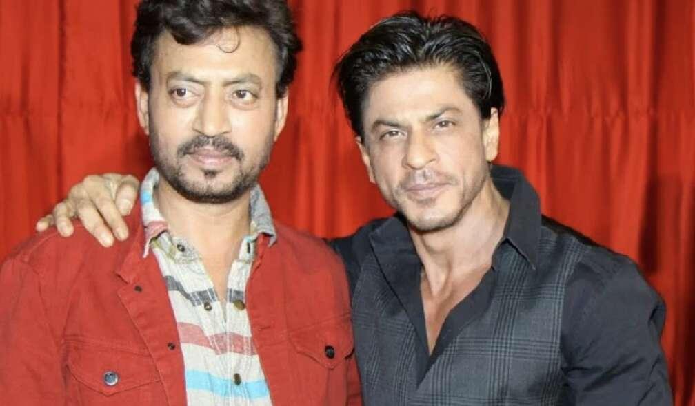 shah rukh khan, irrfan, bollywood, tribute