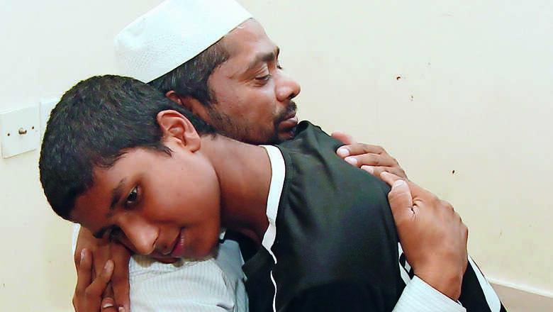 indian teen in uae, missing boy, perwez, finding ameya in dubai