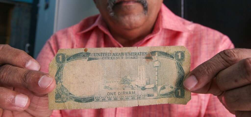 indian expat, abu dhabi, uae, rare note
