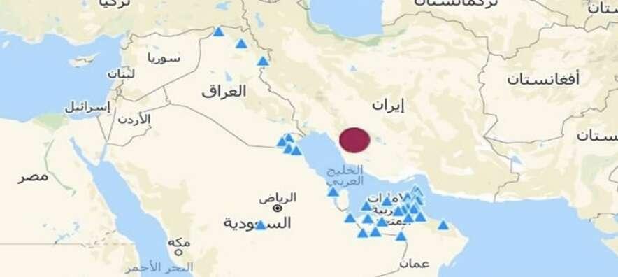 iran quake, uae tremors, dubai